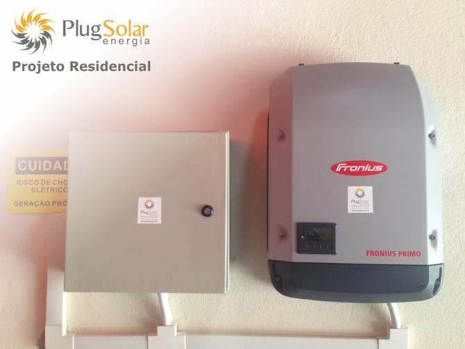 Energia elétrica solar residencial quanto custa