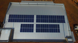 Fotovoltaica  Galpões