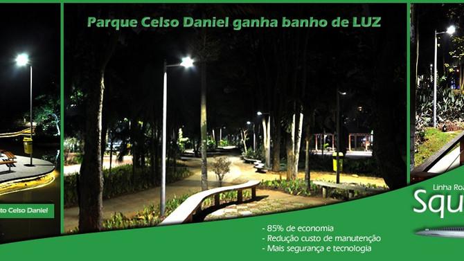 Iluminação pública com LED