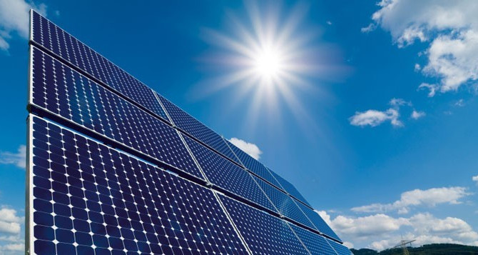 Gerador solar de energia elétrica