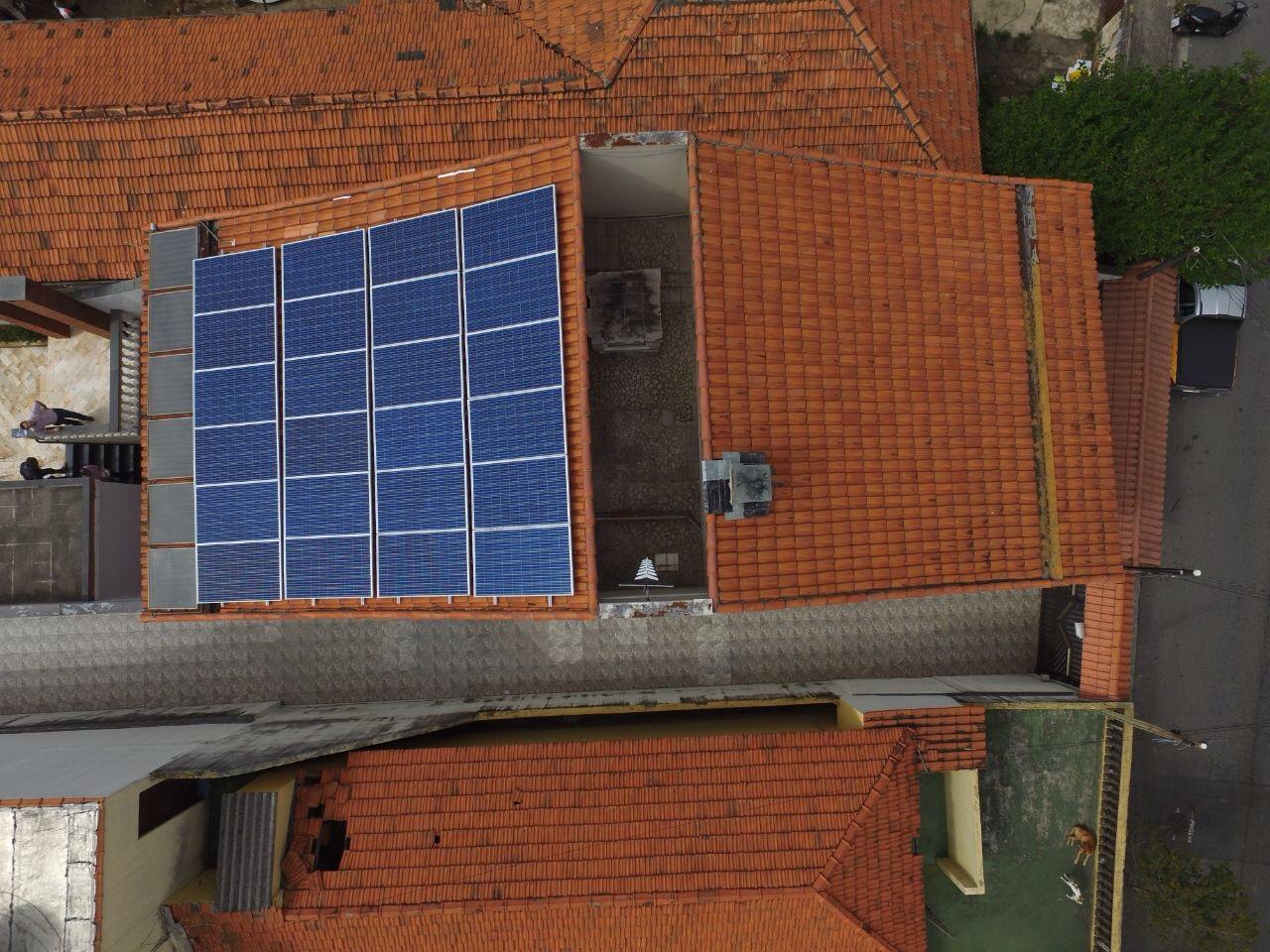 Plug Solar GFCR - São Caetano do Sul
