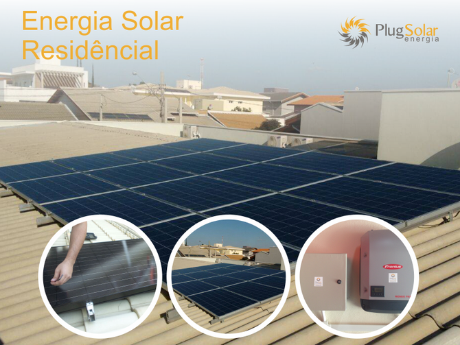 Sistema fotovoltaico preço