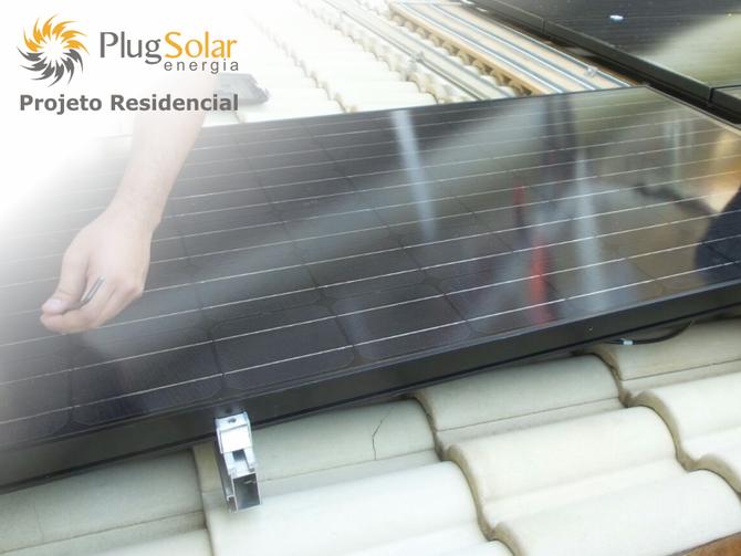 Sistema energia solar residencial preço