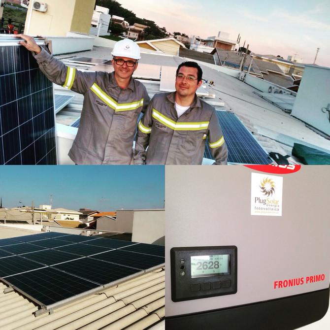 Gerador de energia solar preço