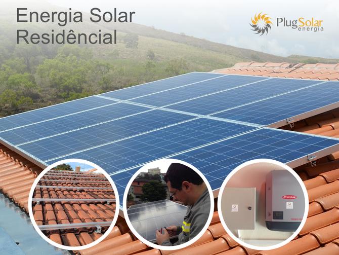 Sistema fotovoltaico residencial preço