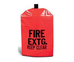 FEC 2 Vinyl Extinguisher Cover