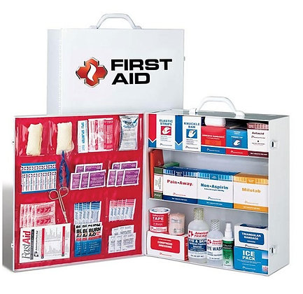 FA13924 First Aid Kit- Brooks