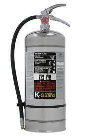 K Guard Kitchen Extinguisher