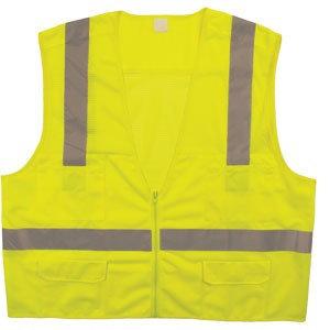 TVC2L- Surveyors Vests- Brooks