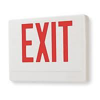 Exit Light- LED