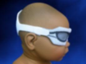 Neoshades with head strap