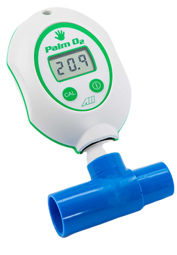 Trimedco Oxygen Analyzers Palm O2 Analyzer