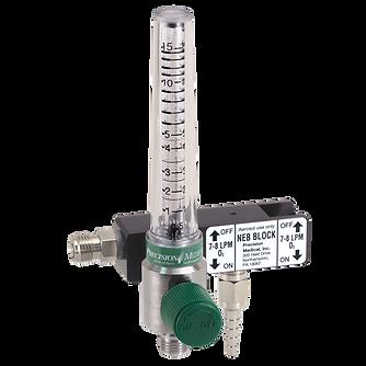 Trimedco oxygen flowmeters neb block precision medical