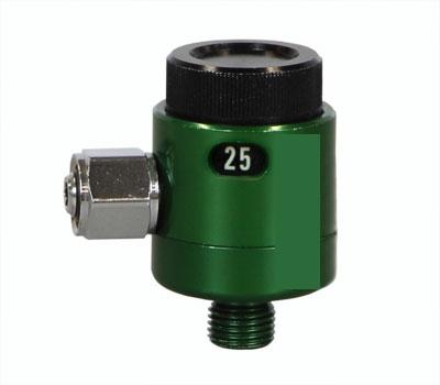 Flotec Oxygen Flowmeter, 0-25 LPM