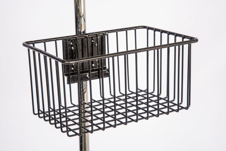 1034 IV Pole Basket