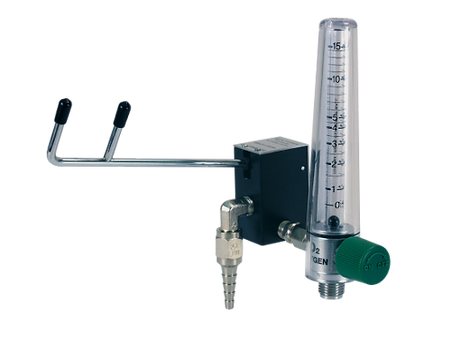 Trimedco oxygen flowmeter eliminator instant flow precision medical