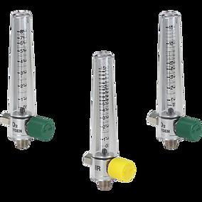 Trimedco oxygen and air flowmeter precision medical