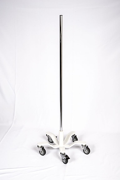 trimedco 1059LCG  Ventilator Stand  with Low  Center of Gravity