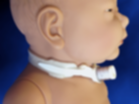 ezcare soft touch trach strap