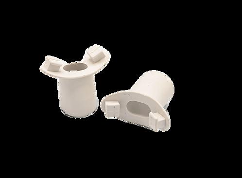 Rubber Mouthpiece, Non-Latex 50/Bag