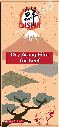 Oishii Dry Ageing Film For Beef