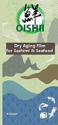 Oishii Dry Ageing Film For Sashimi ( 4 pc)