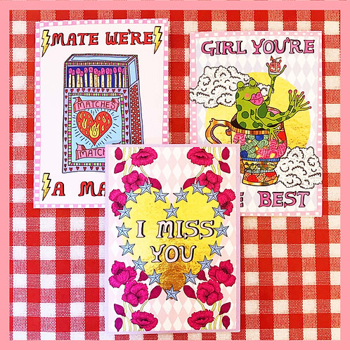 Love Bundle - 3 Cards