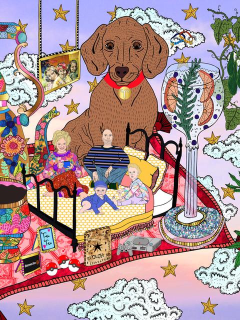 Laura Dockrill Mums Art Work 2.jpg