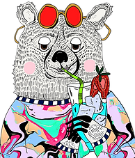 FUNKY Bear Illustration PNG.png