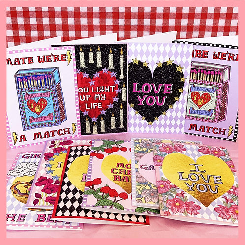 Love Bundle - 10 Cards
