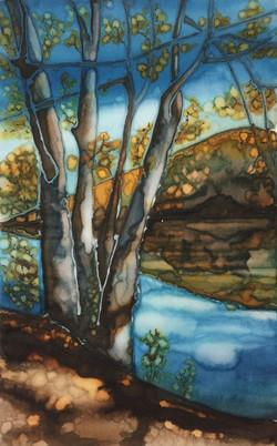 Autumn Trees II
