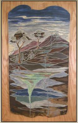 Mountain Lakes by Jim