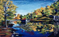 Autumn Reflections 10x6 lr