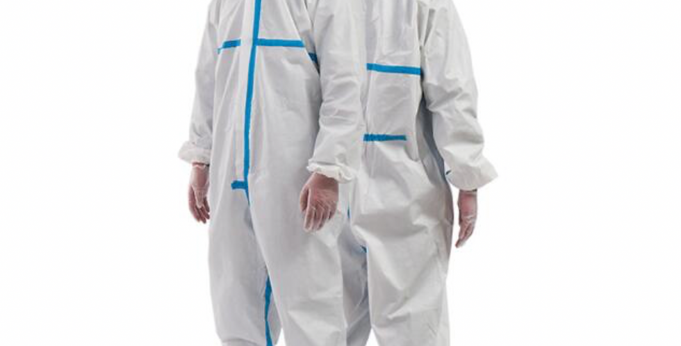 Isolation Gown - Advanced