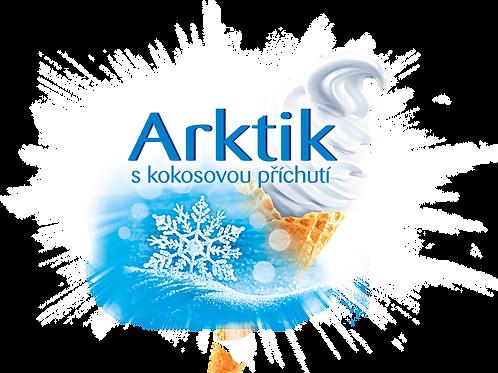 Arktik s kokosovou příchutí