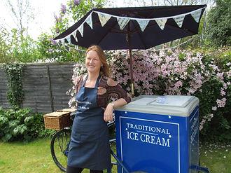 Ice Cream Tricycle Hampshire