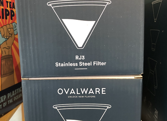 Ovalware Resuable Filter