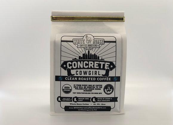 Concrete Cowgirl Roast