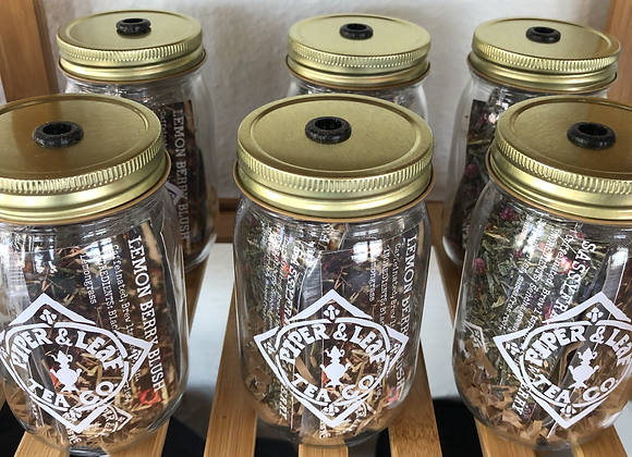 Piper & Leaf Tea Gift Jars