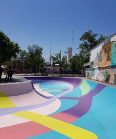 Mels - Skatepark Independencia
