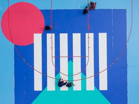 Amo Santiago: Arte Conceptual a la Calle