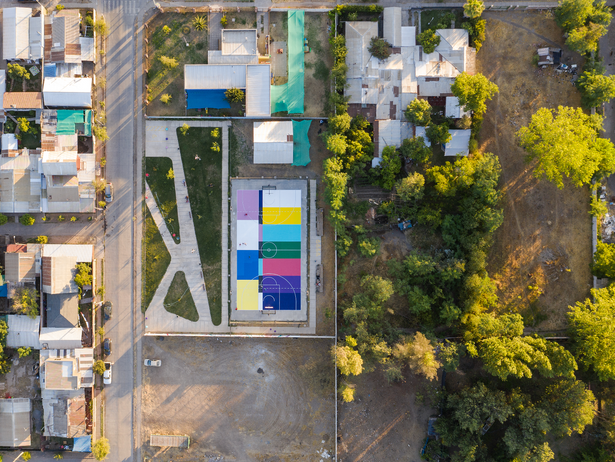 Plataforma de Arquitectura: Canchas
