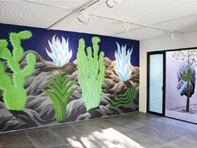 Revista Paula: murales en Metro21