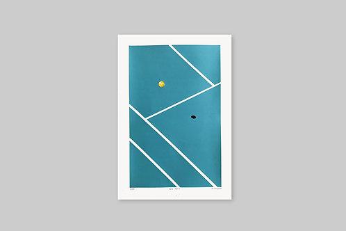 Azul Tenis - FIFA 2000
