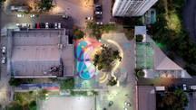 Skate park / Mels