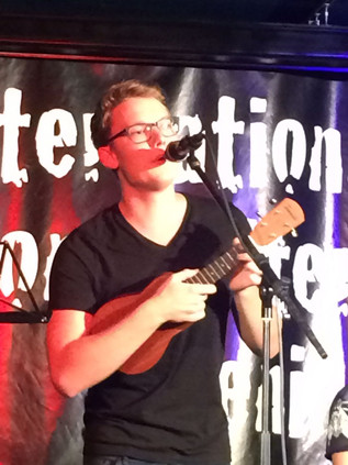Open Stage beim International Songwriters Evening im Heppel & Ettlich