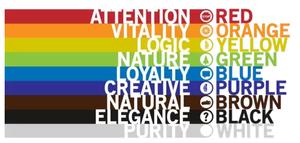 顏色對網絡營銷的用處
