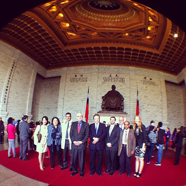 2014 UN Expert Delegation to Taiwan