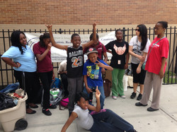 Youth Volunteers Celebrate