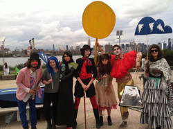 Human Impacts Climate Carnival